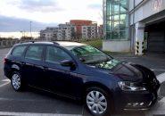 VW Passat combi 1.6 TDI: 1