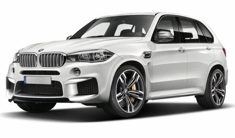 BMW X5 4.0d