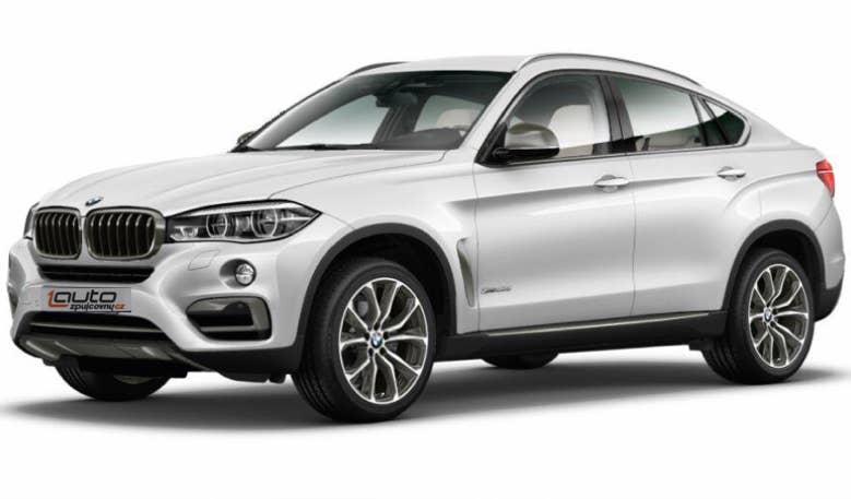 BMW X6 5.0d