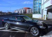 BMW 435i cabrio: 1