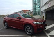 BMW X6 5.0d: 1