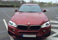 BMW X6 5.0d: 2