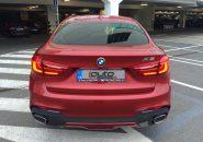 BMW X6 5.0d: 3