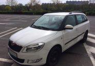 Škoda Fabia 1.6 TDI: 2