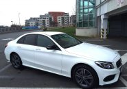 Mercedes Benz C 220d 4Matic: 1