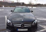Mercedes Benz E 220d: 2
