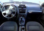Škoda Octavia 2.0 TDI: 4