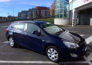 Opel Astra 1.7 CDTI: 1