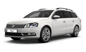 VW Passat combi 1.6 TDI
