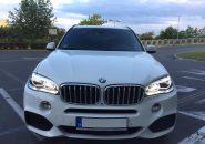 BMW X5 4.0d: 2