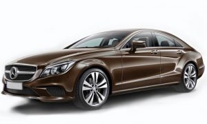 Mercedes Benz CLS 350CDI 4Matic