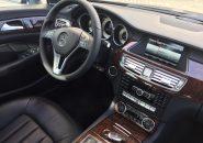 Mercedes Benz CLS 350CDI 4Matic: 4