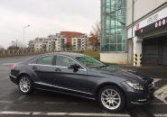Mercedes Benz CLS 350CDI 4Matic: 1