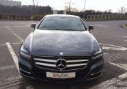 Mercedes Benz CLS 350CDI 4Matic: 2