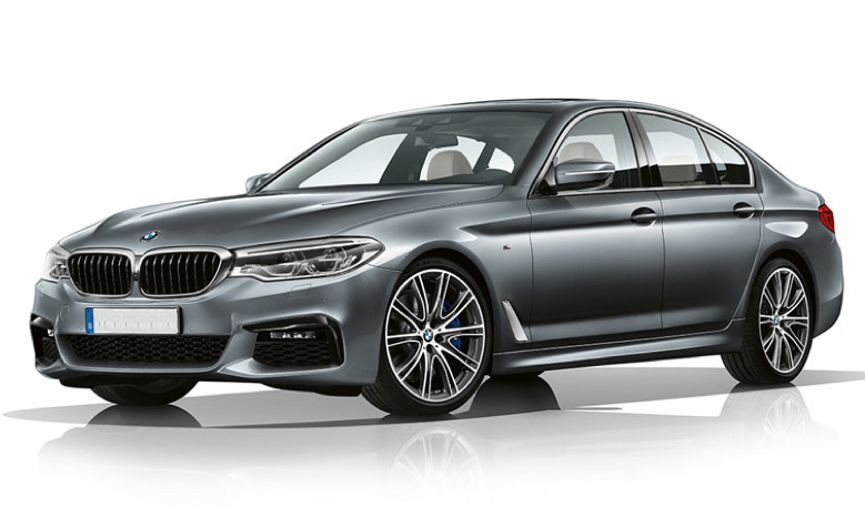 BMW 530xd limousine