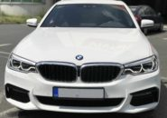 BMW 540i x-drive: 2