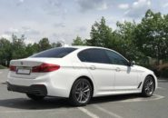 BMW 540i x-drive: 3