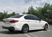 BMW 530xd sedan: 3