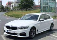 BMW 540i x-drive: 1
