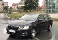 Škoda Octavia III 2.0TDI: 1