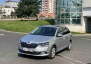 Škoda Fabia combi III: 1