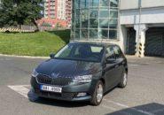 Škoda Fabia III: 1