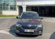 Škoda Fabia III: 3
